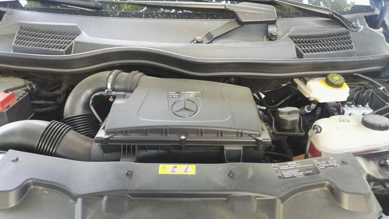 奔驰V260刷ecu升级提动力改善换挡