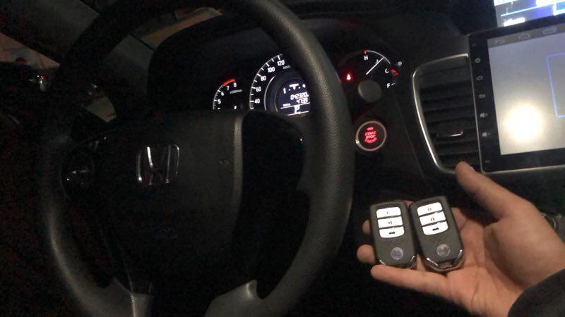 一键启动➕远程启动➕手机掌控