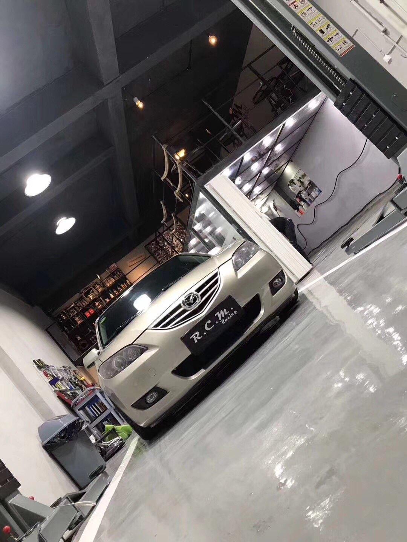 马自达3 AIRBFT气动避震 RCM改装[色]