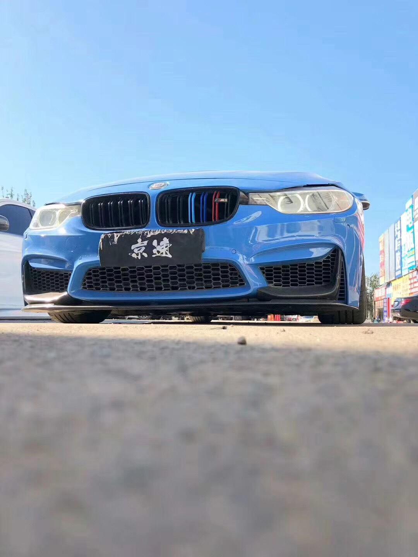 ?A.T.C  京速? BMW 宝马 F30  改装Air BFT气动避震