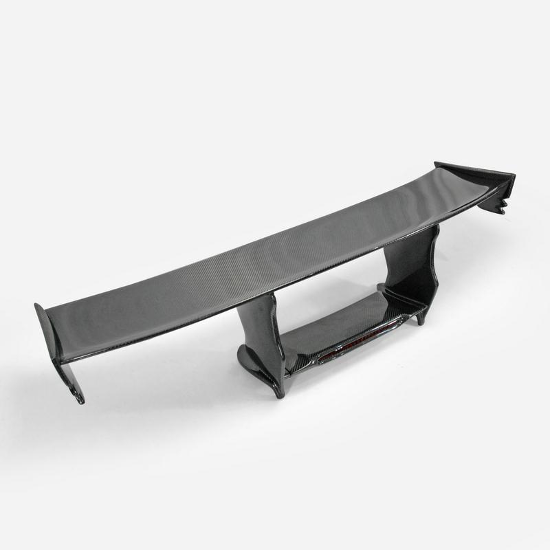 适用于日产GTR R35 N-ATTK款碳纤维GT尾翼