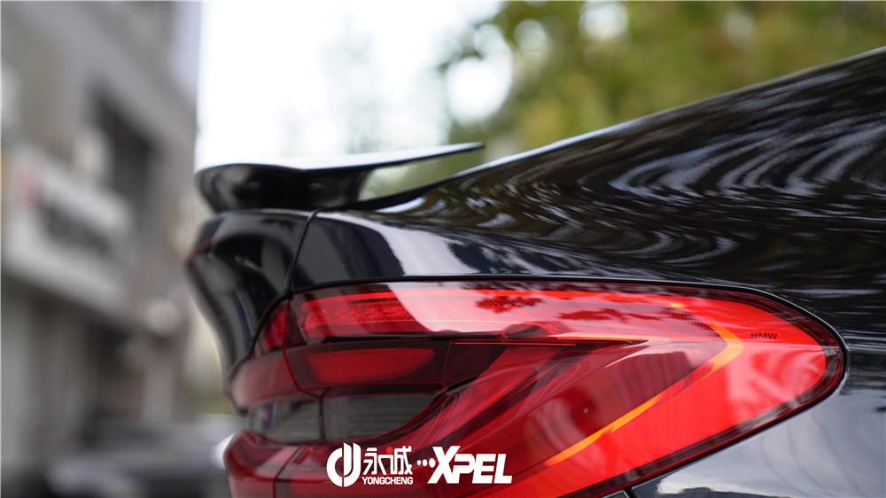 石家庄宝马6系GT贴美国XPEL隐形车衣