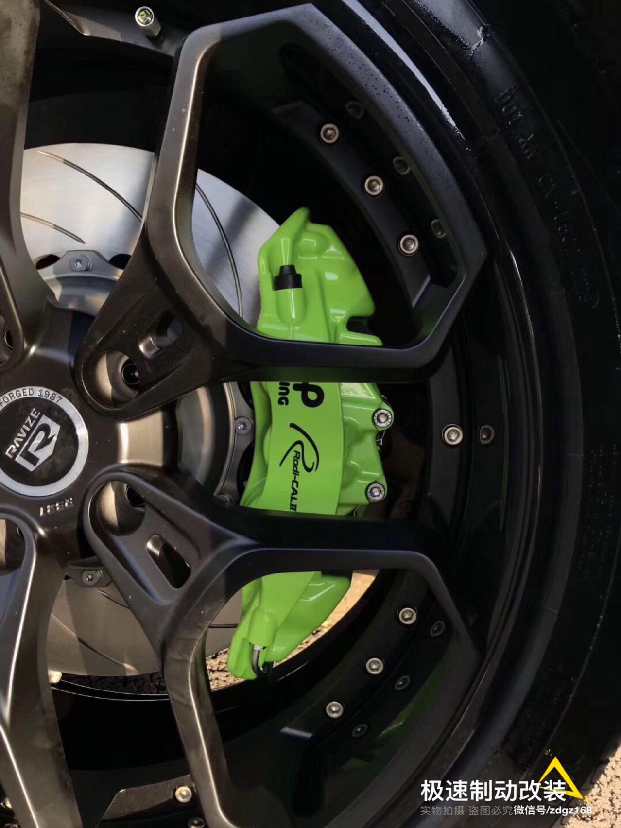 大众途锐刹车升级AP95系列前六后四套装