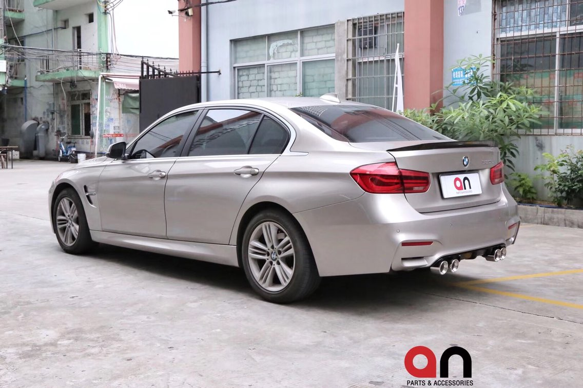 宝马3系改装M3包围 台湾an品牌
