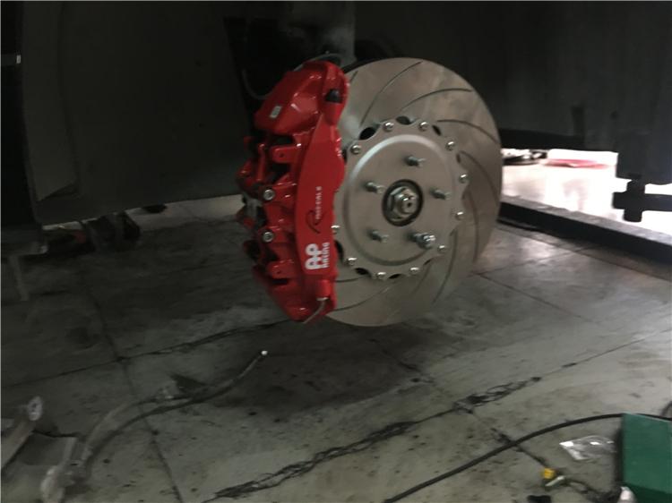 本田冠道刹车改装改装升级AP9560刹车套装