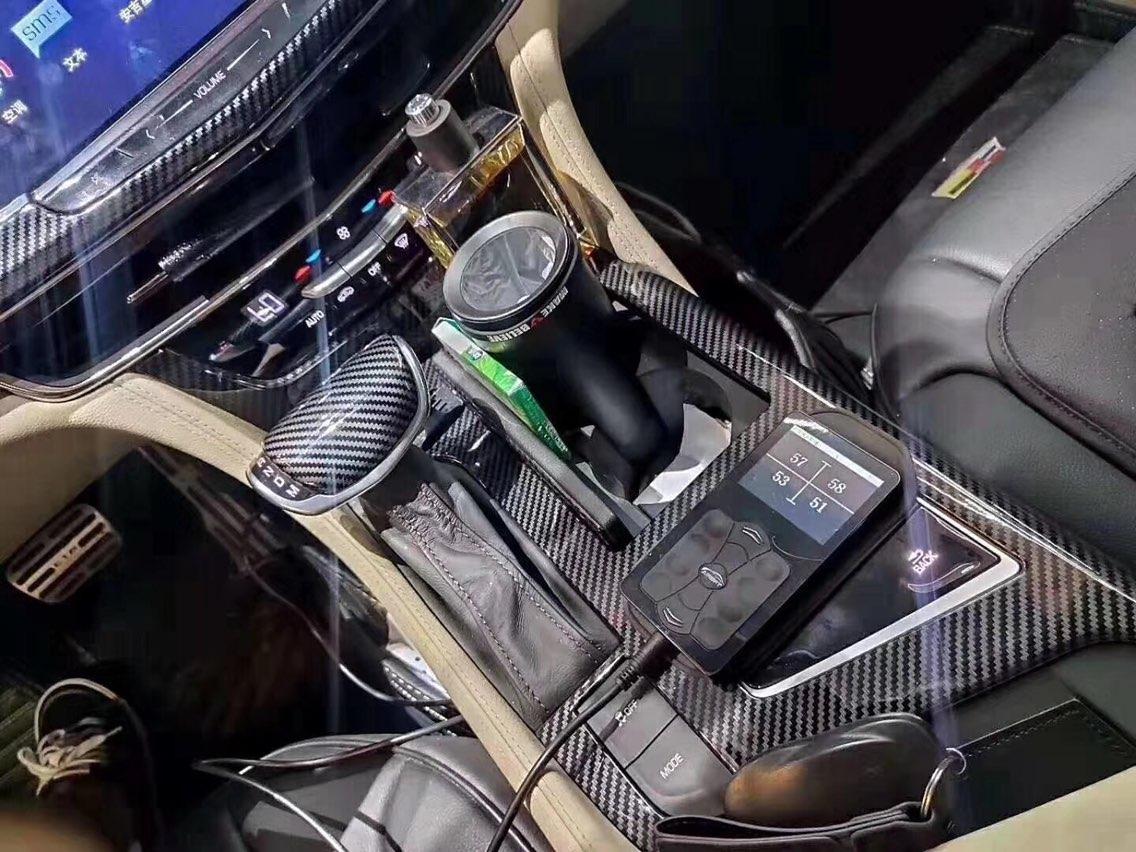 凯迪拉克CT6改装AirBft气动避震案例