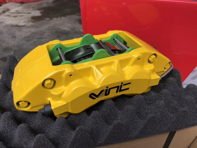 宝马F30制动升级改装VINIC6活塞套件