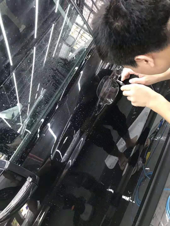 路虎揽运贴隐形车衣保护膜-腾峰汽车