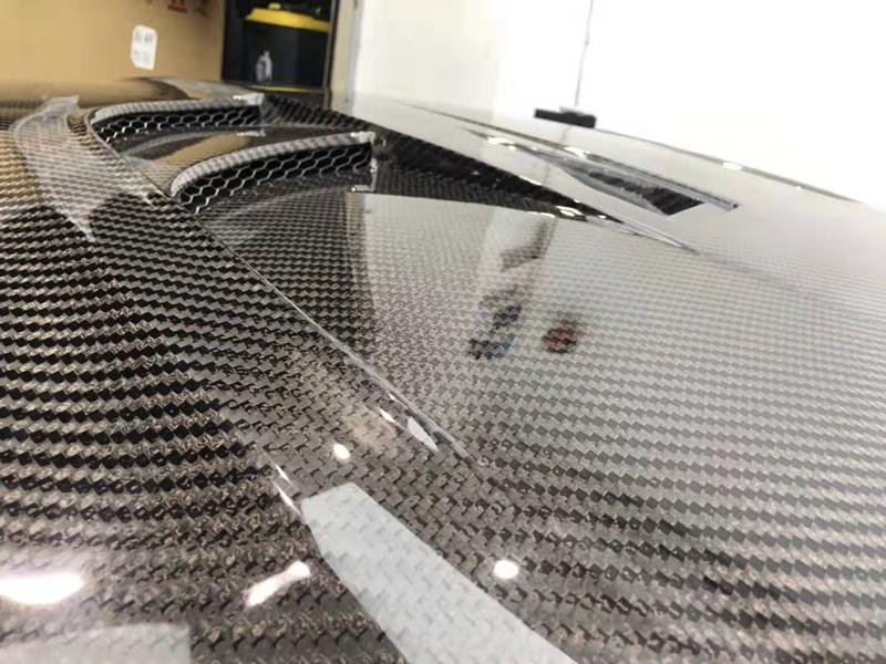 保时捷卡宴-改装ASPEC碳纤维大包围