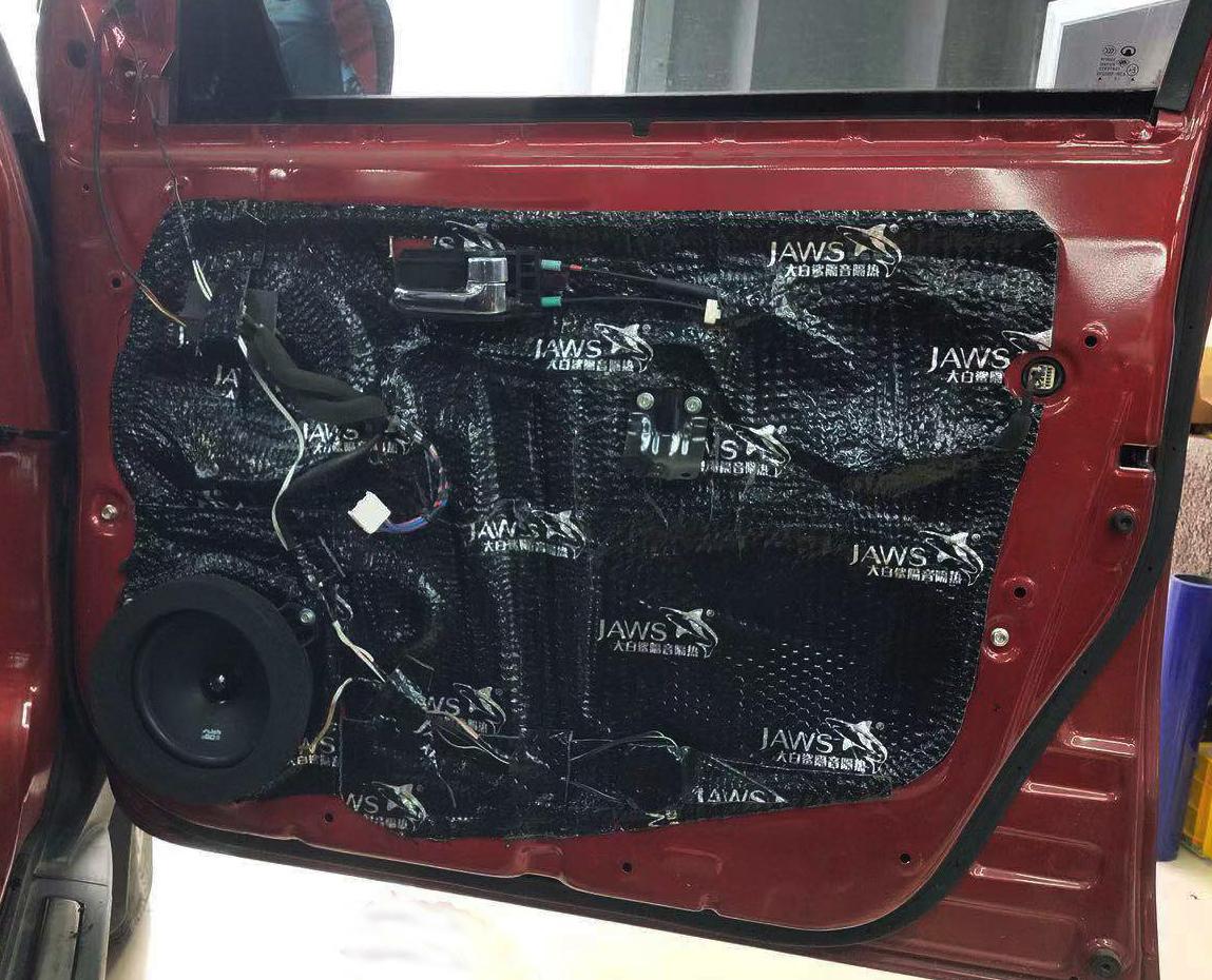 长城M4音响改装