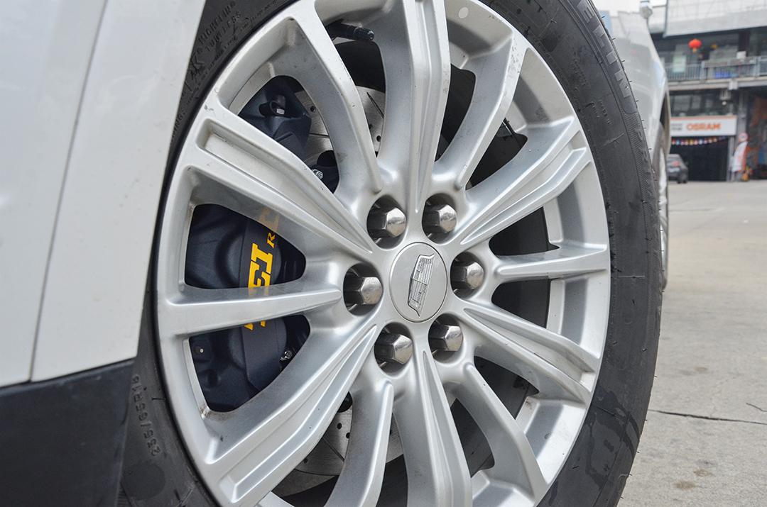 凯迪拉克XT5改装TEI Racing S60 Super竞技版