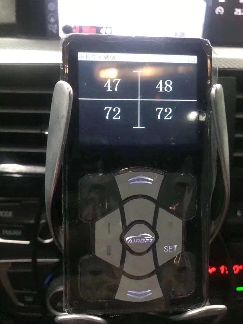 宝马F30 AIRBFT气动避震施工案例[色]