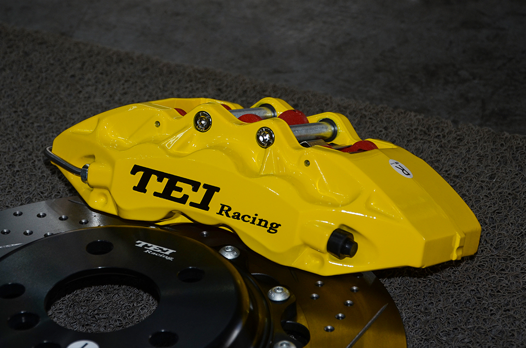 宝马5系(G38)改装TEI Racing P系列街道版性