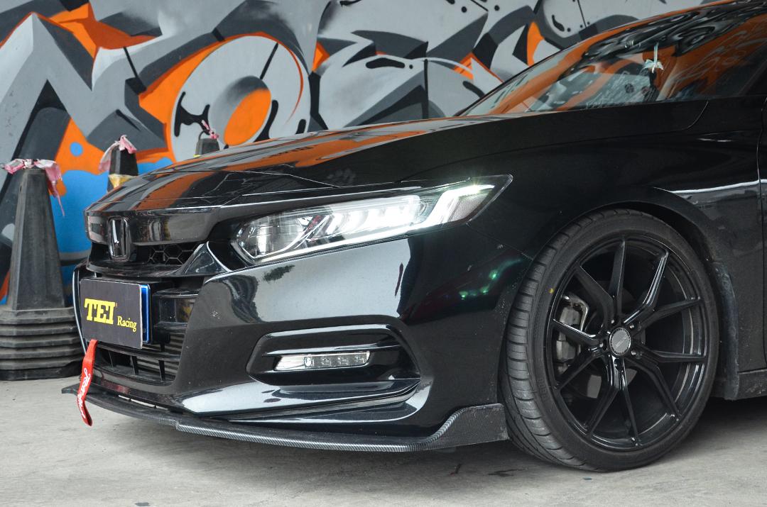 本田十代雅阁改装TEI Racing高性能运动短