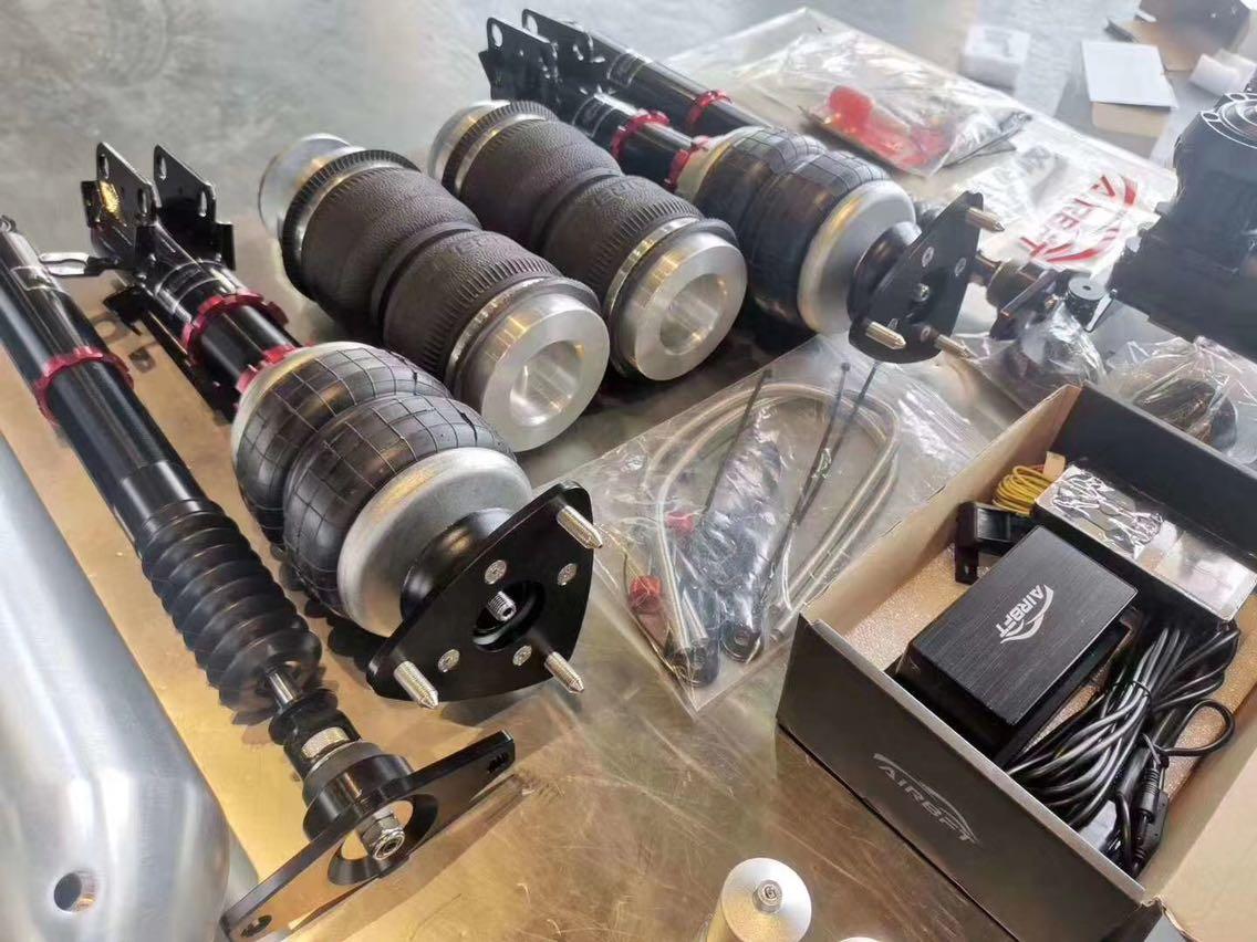 马自达阿特兹 AIRBFT气动避震 三段记忆版本 手机APP AIRBFT静音泵[色]