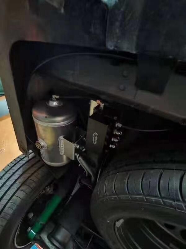 #奔驰V/威霆 #AirBFT空气悬挂 #提升舒适 #商务首选