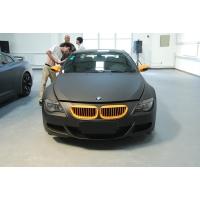 战神换外衣 GTR M6哑光黑贴膜