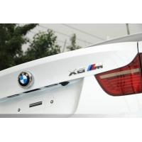 X6M更换Akrapovic钛合金中尾段排气