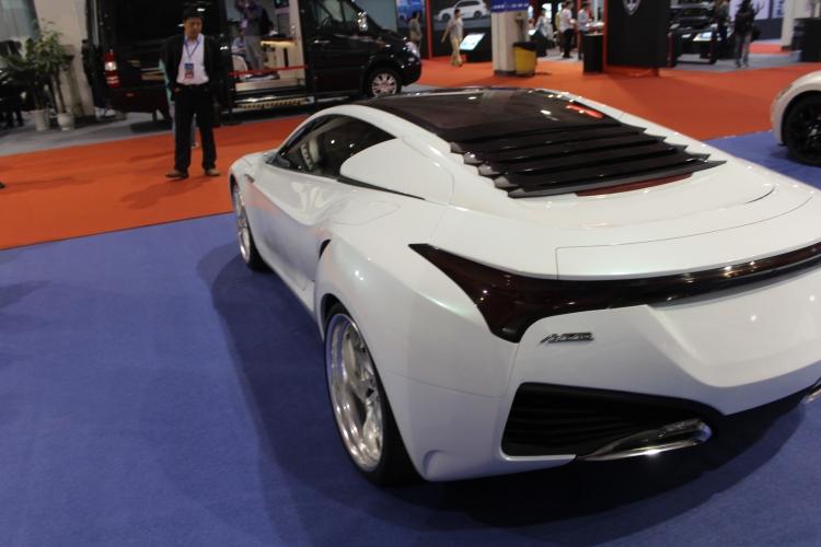 跑车大集合   保时捷未来超级跑车的新设计   未来城市汽车高清图片