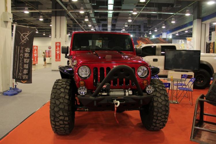 【大脚怪兽 jeep牧马人越野改装--改装展示】高清图片