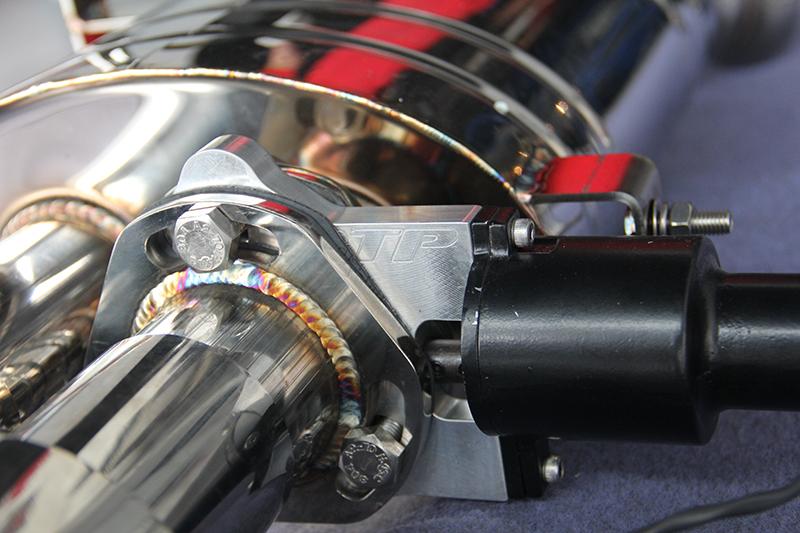 宝马M3排气改装高清图片