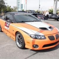肌肉车大作 看SEMA上的庞蒂亚戈GTO改装