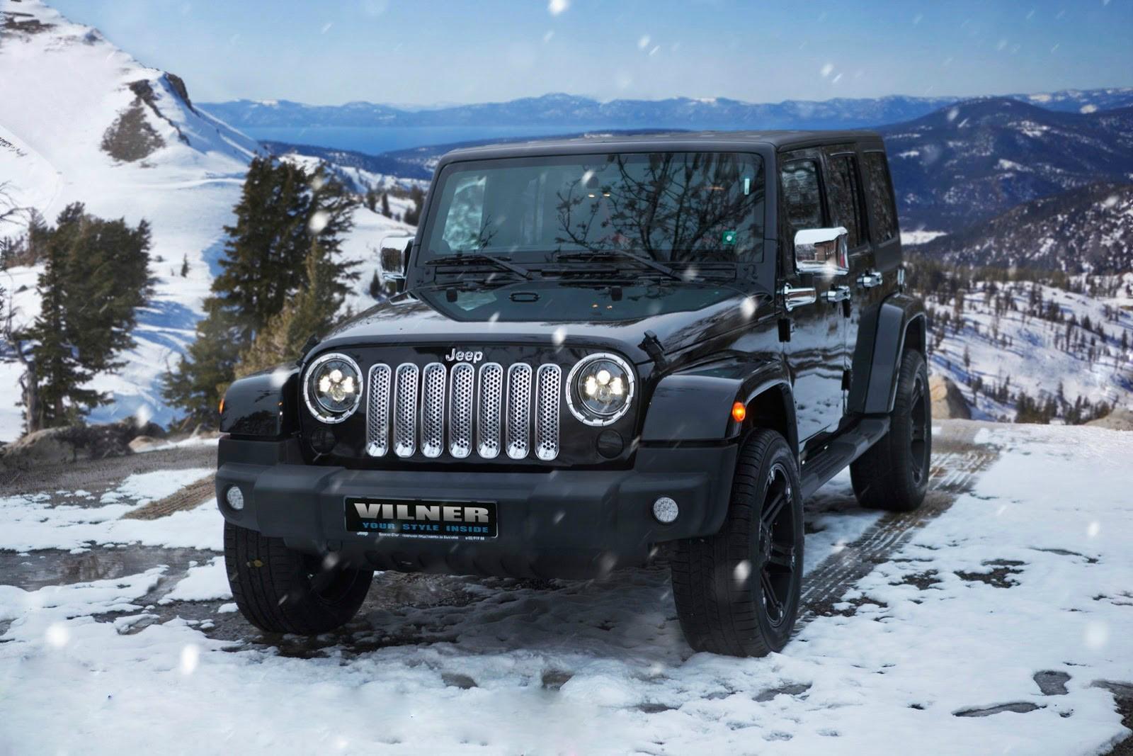 jeep牧马人理性改装示范