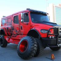 2014SEMA:卡车也疯狂