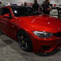 2014SEMA:热情似火BMWM4 F82改装案例