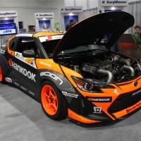 2014SEMA:Scion tC赛道方向爆改案例