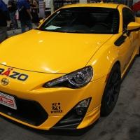 2014SEMA:黄色豹子Scion FR-S狂野亮相