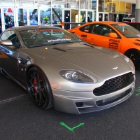 2014SEMA:阿斯顿·马丁V8 Vantage