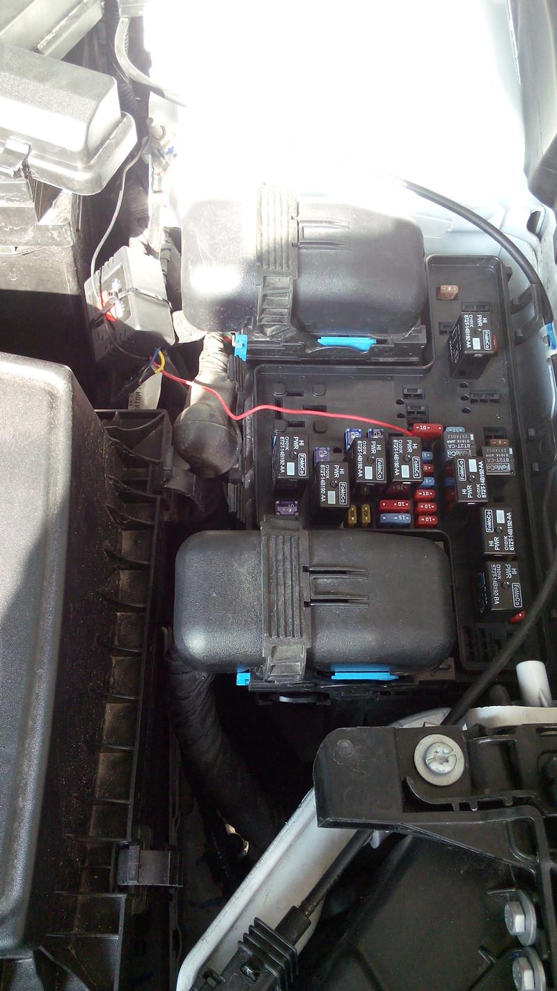 蒙迪欧2.0T改装可变音跑车声浪排气阀门高清图片