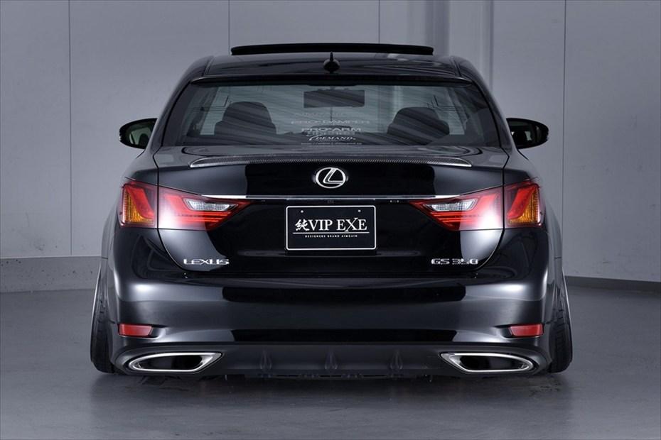 VIP EXE雷克萨斯GS350改装高清图片