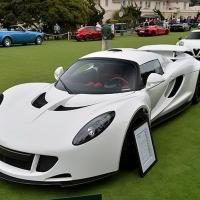 基于莲花EXIGE打造 轩尼诗Venom GT