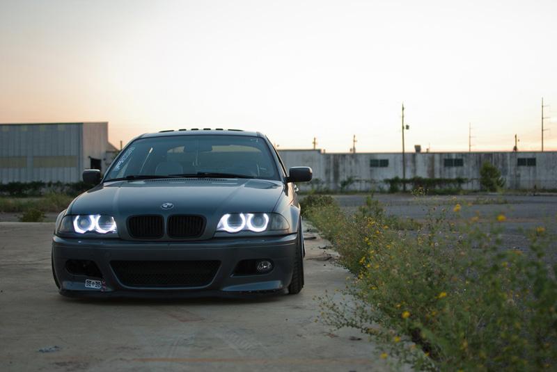 3系的经典 BMW E46 宝马,3系 改联改装网 汽车改装互动平台,分享高清图片