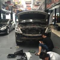 中国首台途乐Y62硬派还转方案。