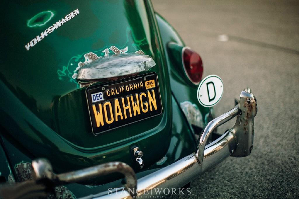 爷 现身加州 1967大众甲壳虫高清图片