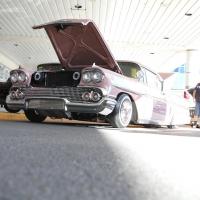 梦露之车 1958年雪佛兰Bel-Air亮相SEMA