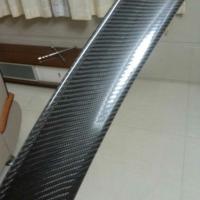 出自用二手bmw全新3系碳纤维尾翼,使用一个月不到,成色完美!