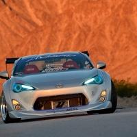 为竞速而生 Scion FR-S赛车改装鉴赏
