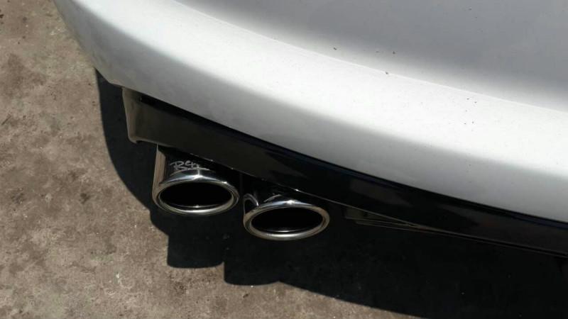 捷豹XF改装Repose阀门排气高清图片