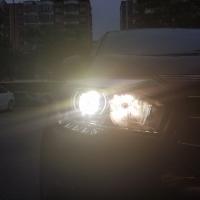 【广州炫澜车灯】传祺GS4升级精刚海拉5