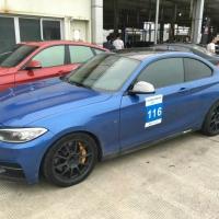 宝马M235i安装TMC外挂加Autoflash变速箱程序和加速测试结果