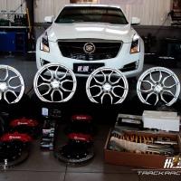 Cadillac Ats 升級kw V3+brembo
