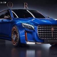 加拿大Scaldarsi打造超级奢华迈巴赫S600,马云王思聪就算有钱也买不到的奢侈……