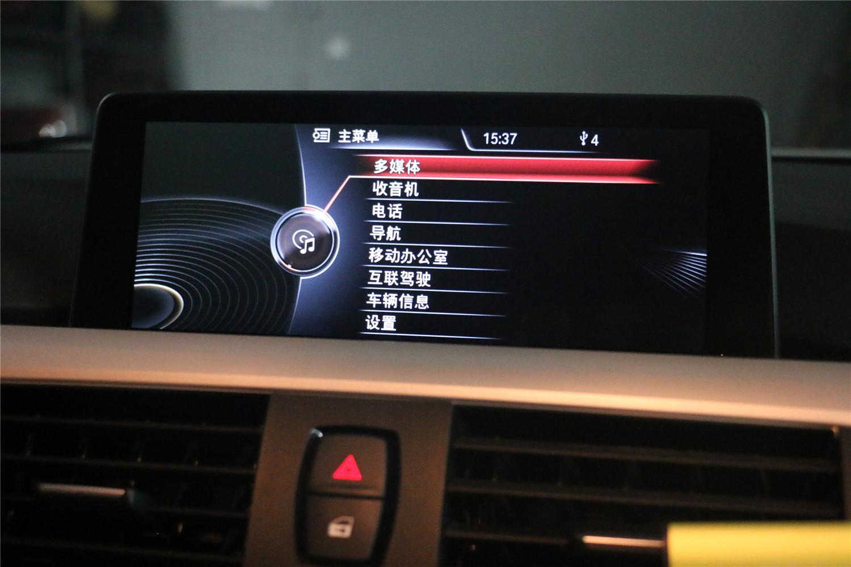 宝马3系改大屏幕手写旋钮原厂导航nbt - 宝马