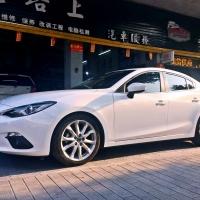 中国新马三BM 升级Triple S 弹簧,感谢中国江门代理-在路上汽车的分享!