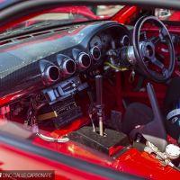 日产尼桑参赛版S13重度改装鉴赏