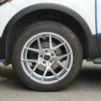 海马S5升级18寸轮毂轮胎